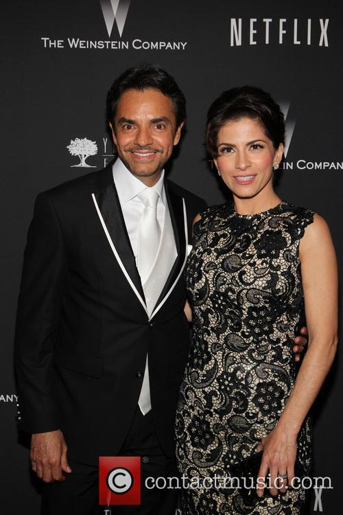 Alessandra Rosaldo and Eugenio Derbez 2