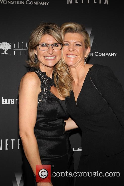 Ashleigh Banfield and Michelle Maclaren 5