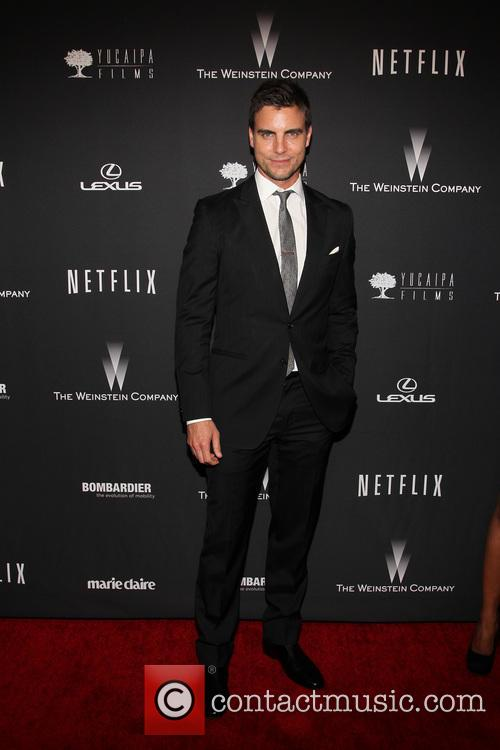 Colin Egglesfield, The Beverly Hilton Hotel, Golden Globe Awards, Beverly Hilton Hotel