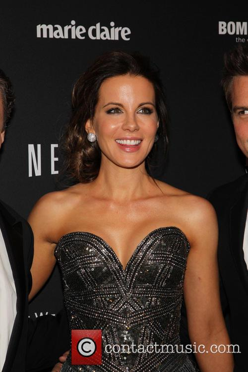 Kate Beckinsale, The Beverly Hilton Hotel, Golden Globe Awards, Beverly Hilton Hotel