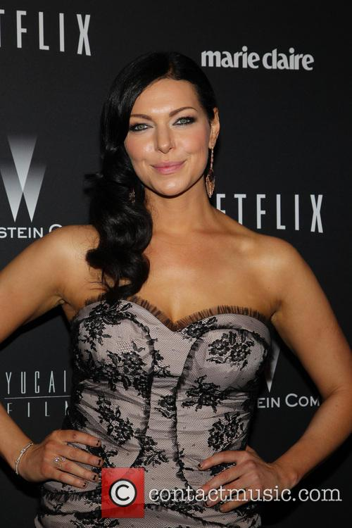 Laura Prepon, The Beverly Hilton Hotel, Golden Globe Awards, Beverly Hilton Hotel