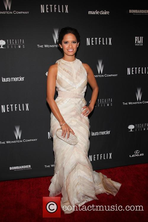 rocsi diaz the 71st annual golden globe 4023749