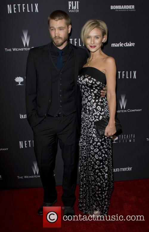 Chad Michael Murray and Nicky Whelan 2