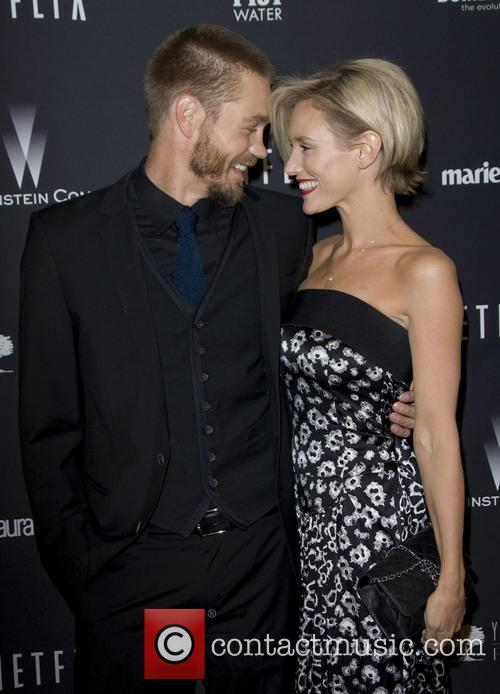 Chad Michael Murray, Nicky Whelan, The Beverly Hilton Hotel, Beverly Hilton Hotel