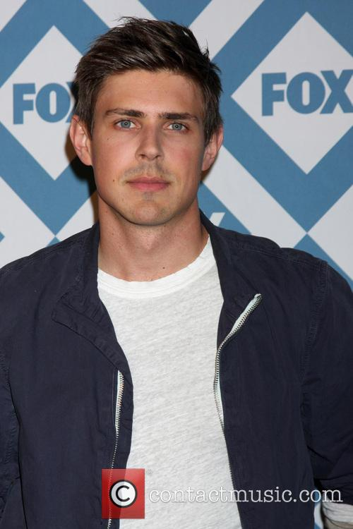 chris lowell fox tca winter 2014 party 4024431