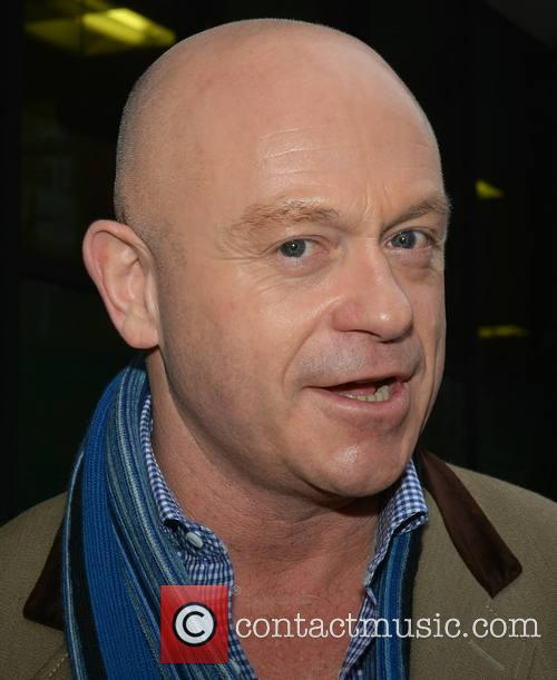 Ross Kemp at Today FM