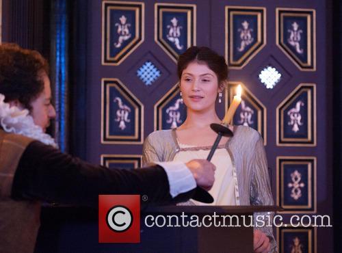 Gemma Arterton and Alex Waldman 3