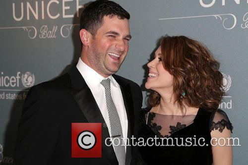 David Bugliari and Alyssa Milano 3