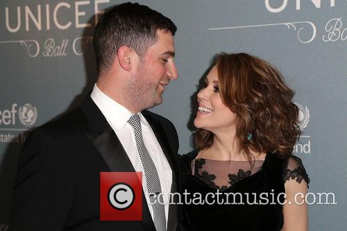 David Bugliari and Alyssa Milano 5