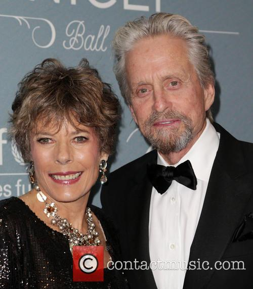 Michael Douglas and Dena Kaye 4