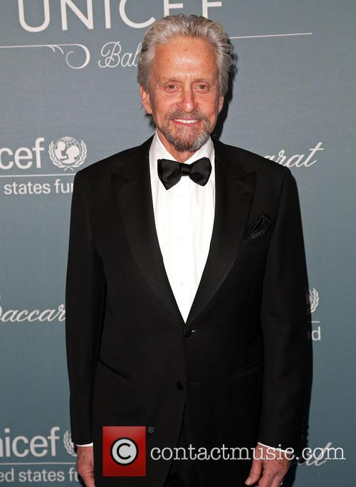 Michael Douglas Cancer 2012