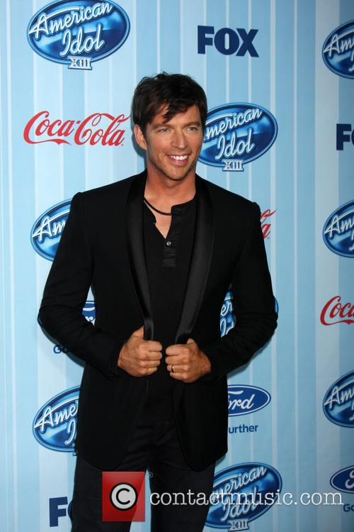 Harry Connick Jr. American Idol Premiere