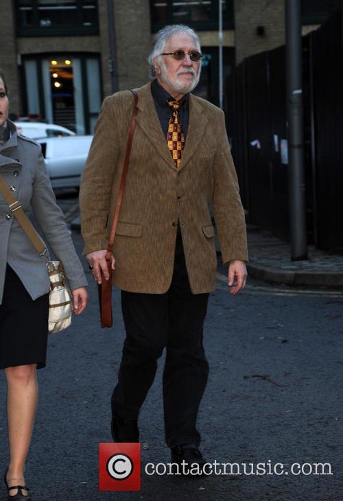 Dave Lee Travis in court