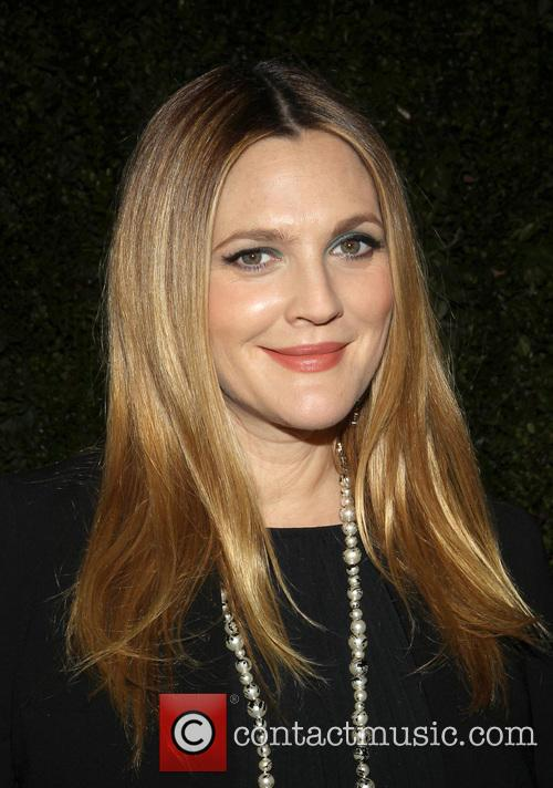 Drew Barrymore, Chanel Boutique