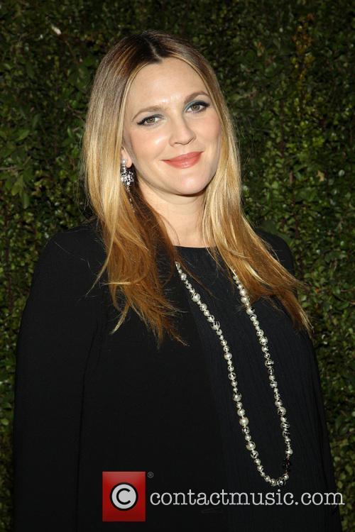 Drew Barrymore half sister