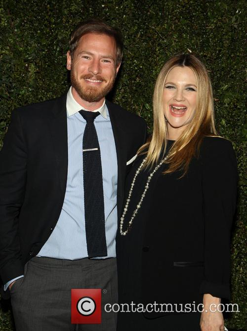 Drew Barrymore, Will Kopelman, Chanel Boutique