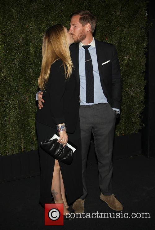 Drew Barrymore, Will Kopelman, Chanel Boutique