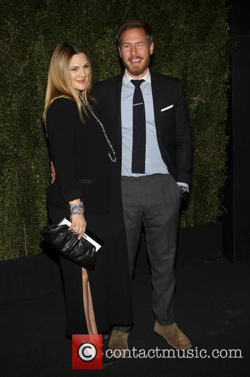 Drew Barrymore and Will Kopelman 1