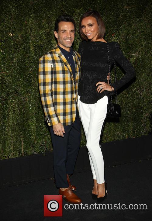 George Kotsiopoulos and Giuliana Rancic 2