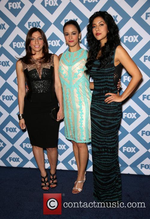 Beatriz, Chelsea Peretti and Melissa Fumero 2