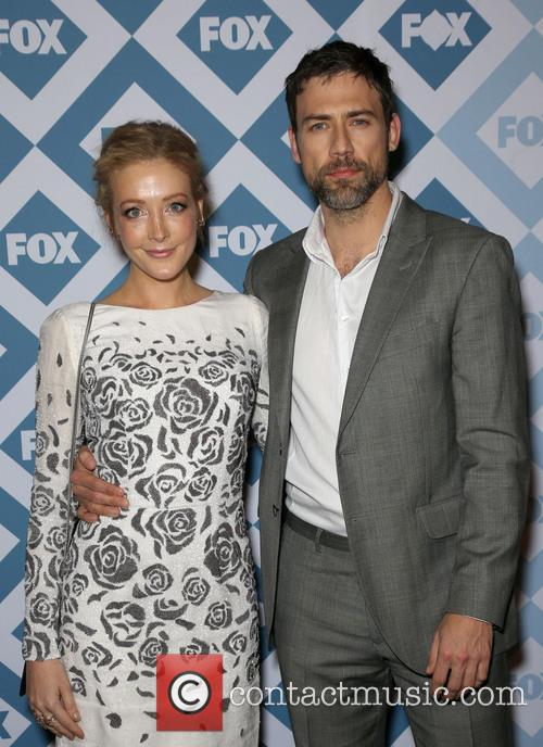 Jennifer Finnigan and Adam Rayner
