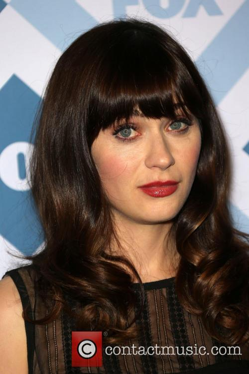 Zooey Deschanel, Fox TCA Winter Press Tour