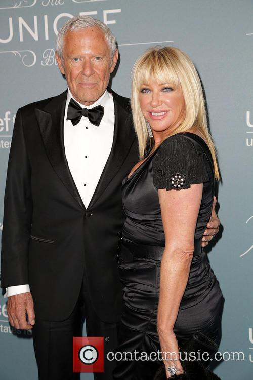 Alan Hamel, Suzanne Somers, Beverly Wilshire Hotel
