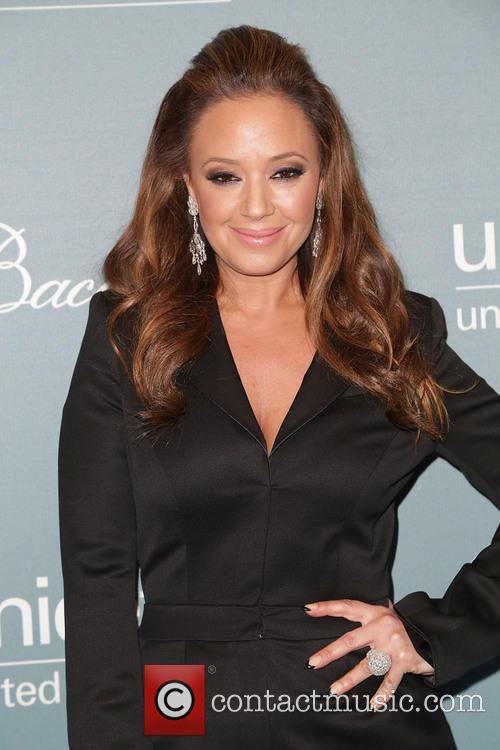 Leah Remini Unicef Ball