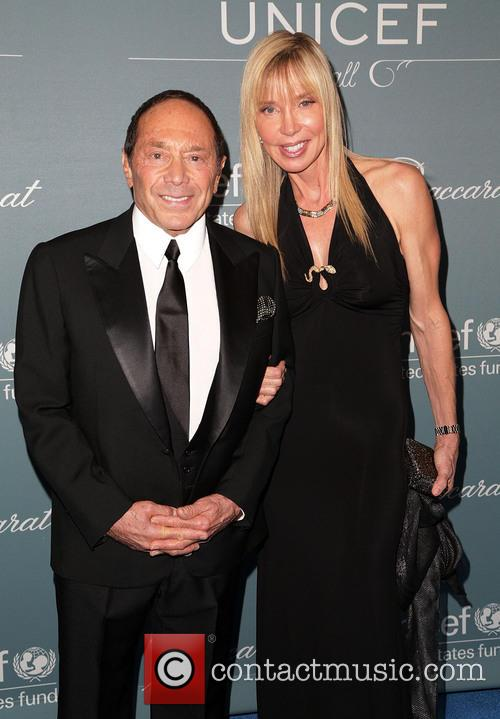 Paul Anka and Lisa Pemberton