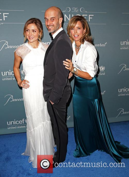 Sasha Alexander, Edoardo Ponti and Tea Leoni