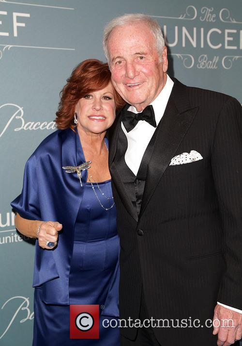 Susan Ekins and Jerry Weintraub 1