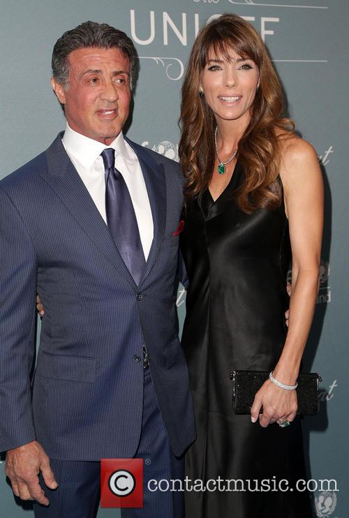 Sylvester Stallone and Jennifer Stallone 4