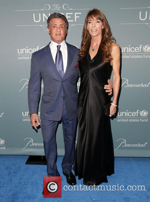 Sylvester Stallone and Jennifer Stallone 7
