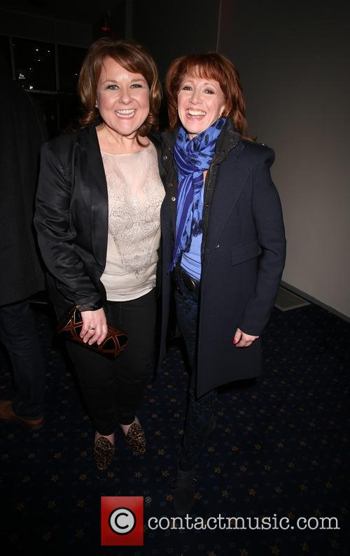 Bonnie Langford and Wendi Peters