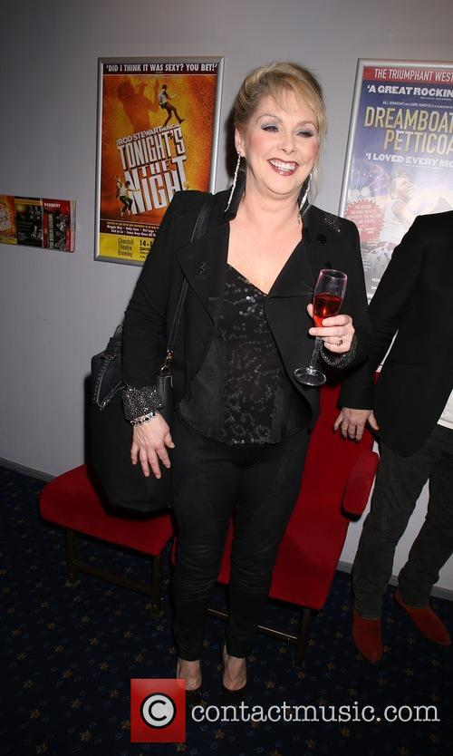 cheryl baker happy days musical press night 4025652