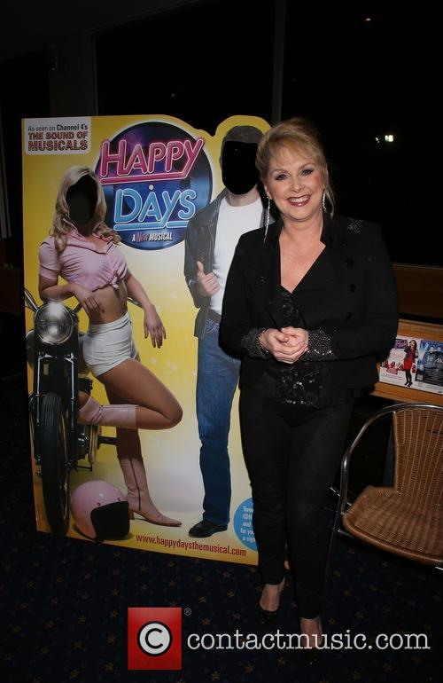 Happy Days Musical Press Night