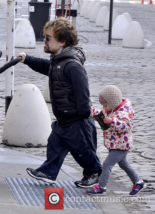 Peter Dinklage and Zelig Dinklage 3