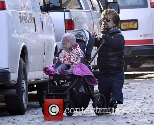 Peter Dinklage and Zelig Dinklage 9