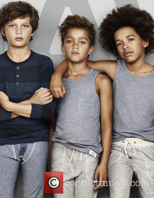 David Beckham launches bodywear collection for boys