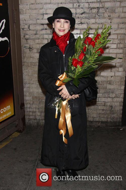 Bebe Neuwirth Returns to the Broadway musical Chicago...
