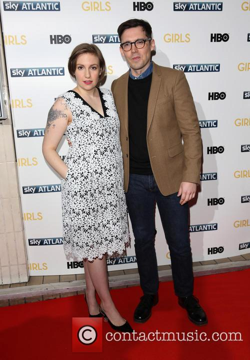 lena dunham erdem girls uk premiere 4026086