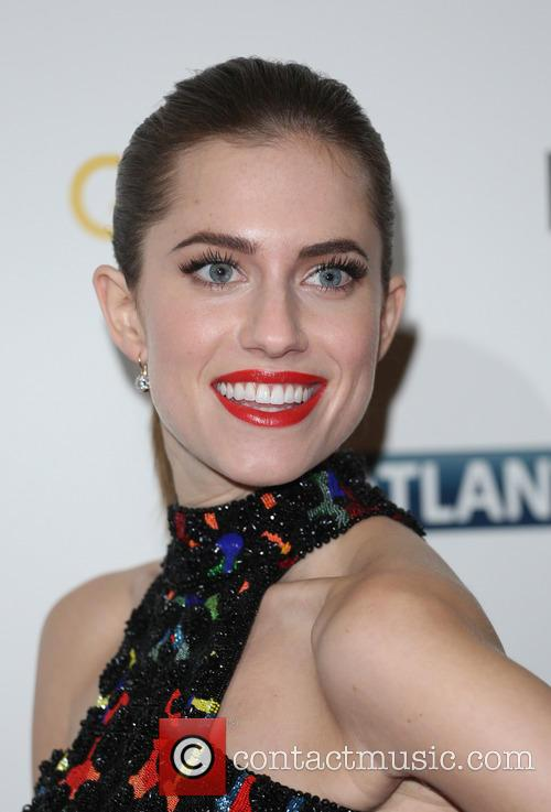 Allison Williams, Girls UK Premiere