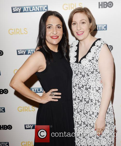 Lena Dunham and Jenni Konner 3