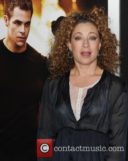 Alex Kingston, TCL CHINESE THEATRE