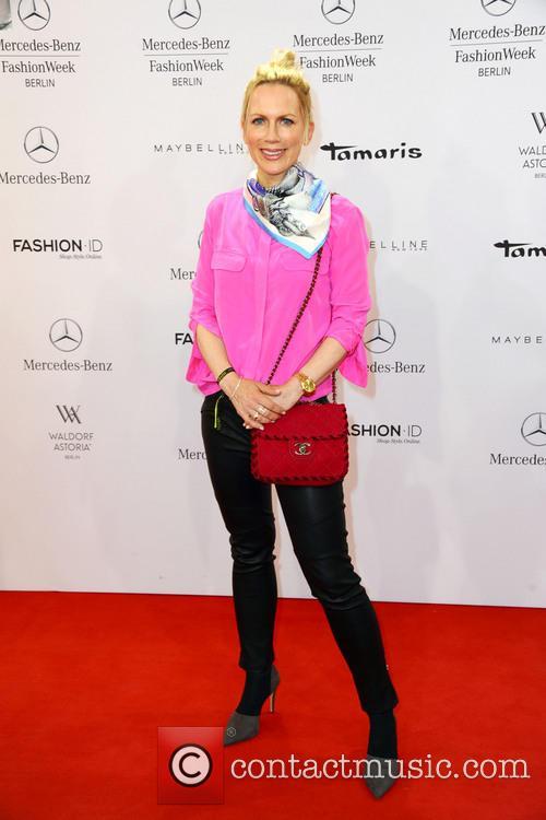 Mercedes Benz Fashion Week - Minx- Arrivals and...