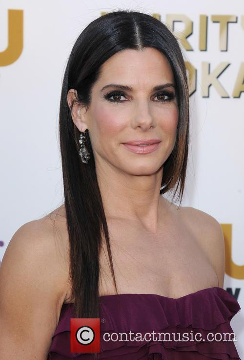 Sandra Bullock's New Film Role Caused 'Blood And Tears'