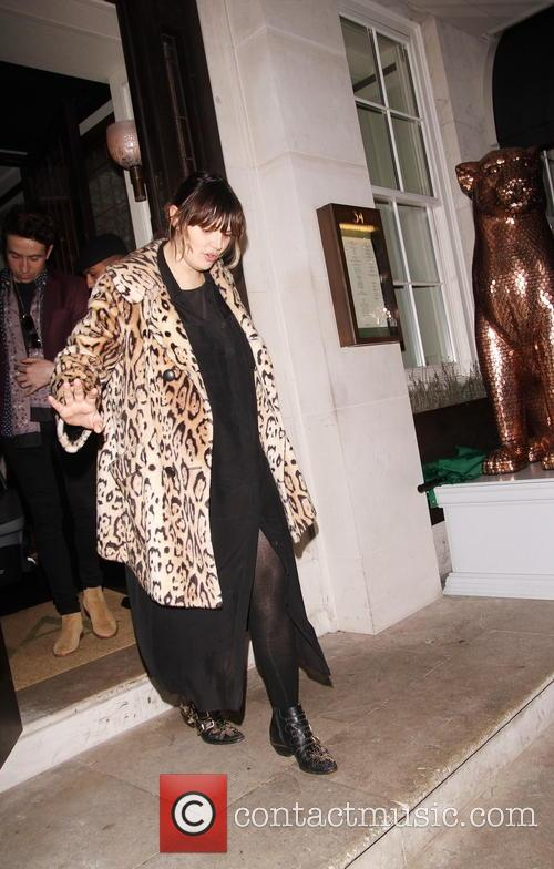 Kate Moss and Birthday Party 6