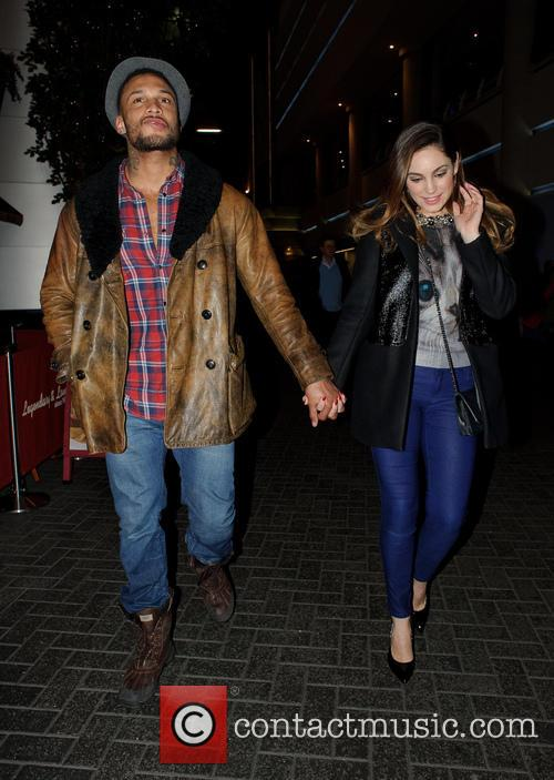 Kelly Brook and David Mcintosh 2