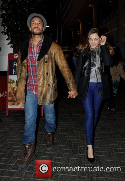 Kelly Brook and David Mcintosh 1