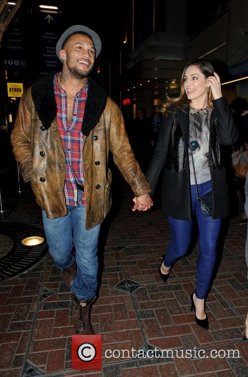 Kelly Brook and David Mcintosh 6
